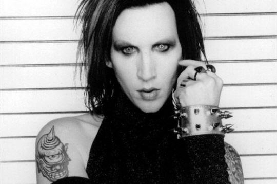 Marylin Manson - THE REFLECTING GOD